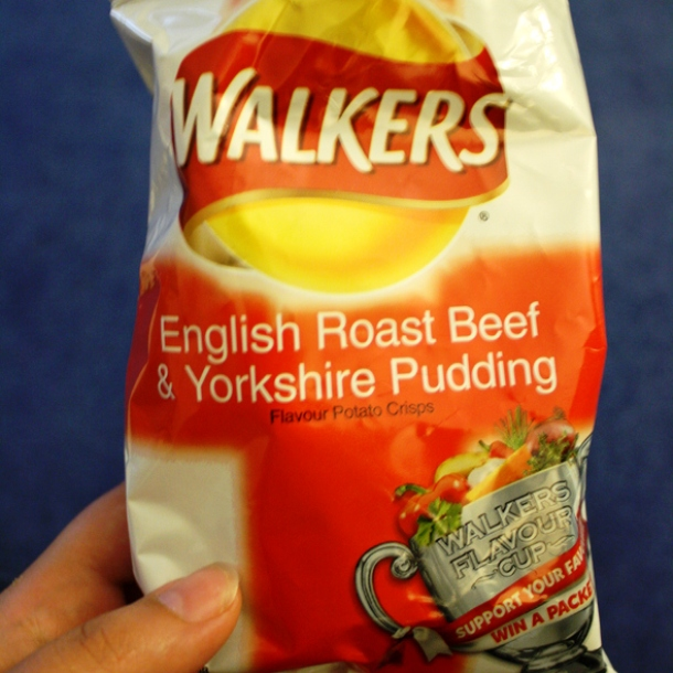 Walkers English Roast Beef & Yorkshire Pudding