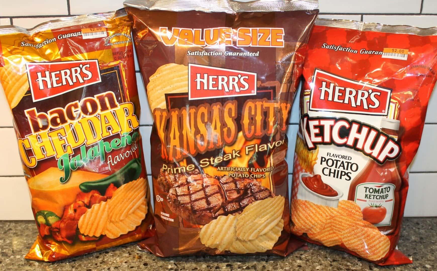 Herr's Kansas City Prime Steak