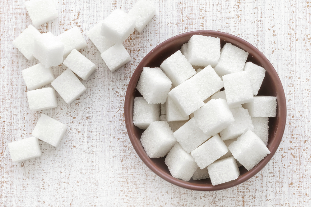 1. Cut Back On Sugars And Starches