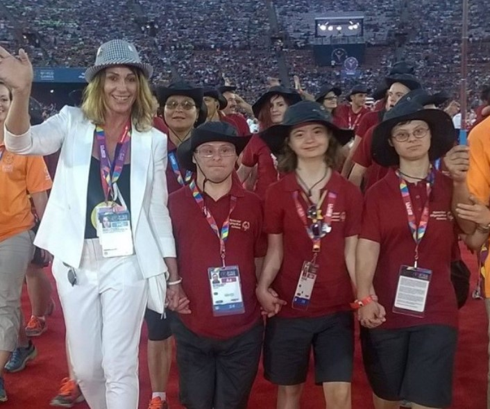 The Special Olympics