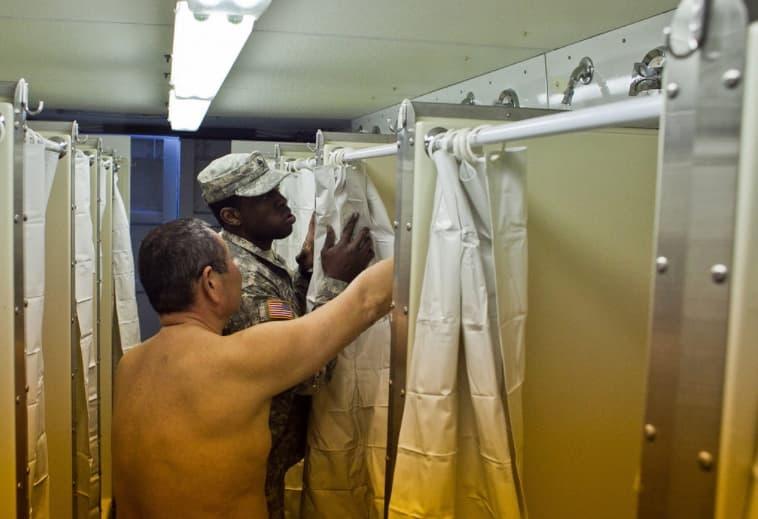 Short Showers
