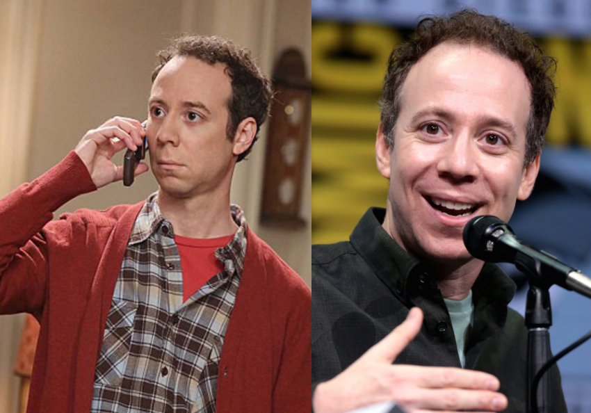 Kevin Sussman As Stuart Bloom