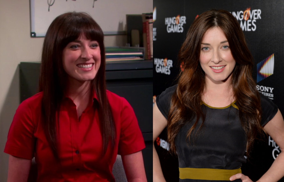 Margo Harshman As Alex Jensen