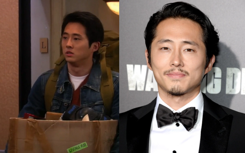 Steven Yeun As Sebastian