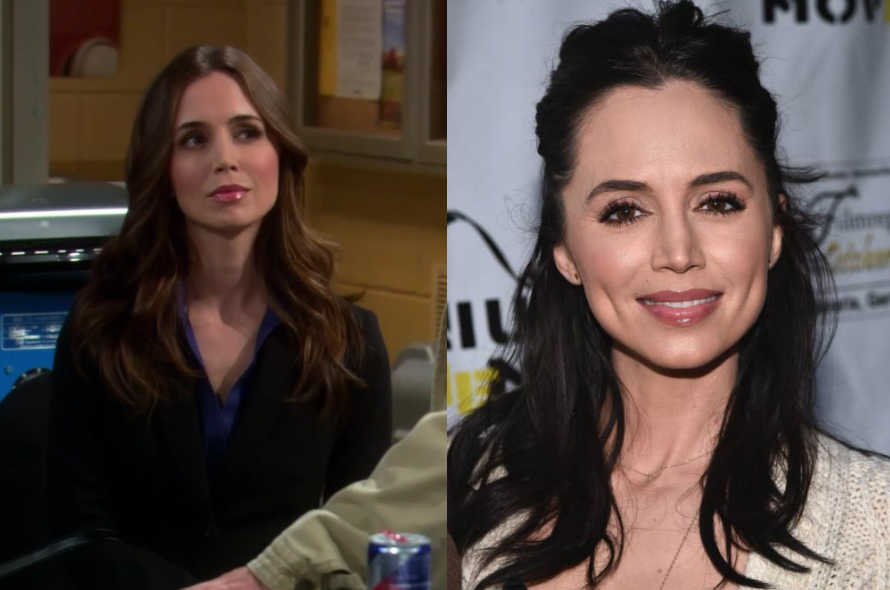 Eliza Dushku As Angela Page