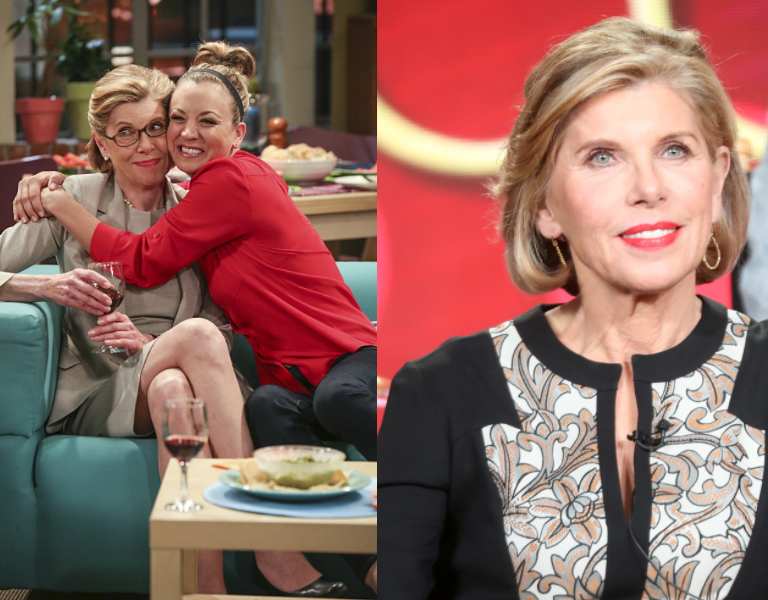 Christine Baranski As Dr. Beverly Hofstadter