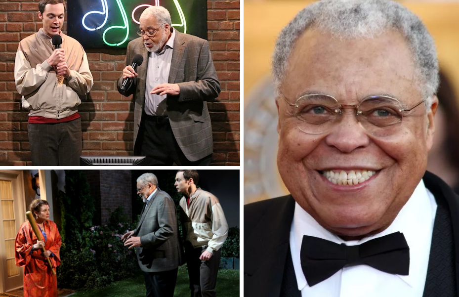 James Earl Jones As Himself