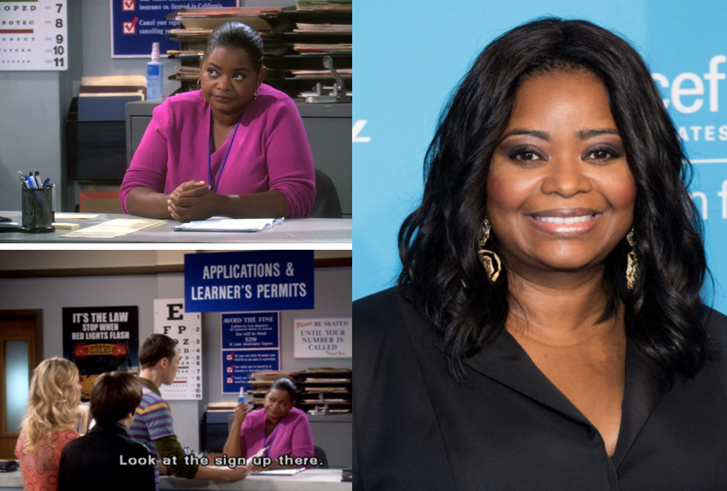 Octavia Spencer As Octavia