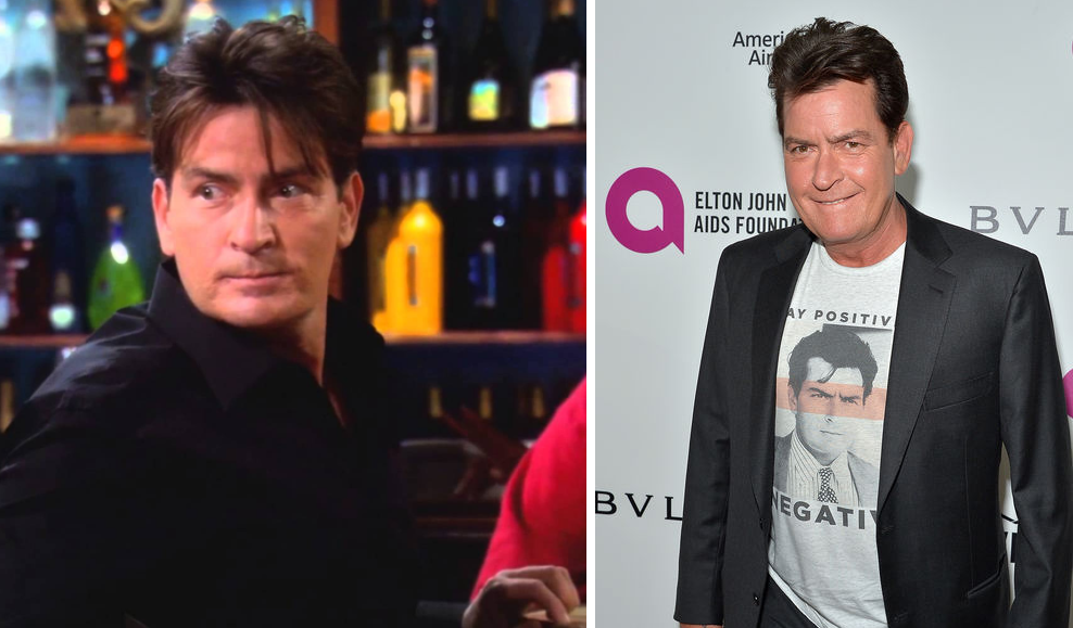 Charlie Sheen As Himself