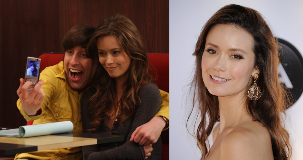 Summer Glau As Herself