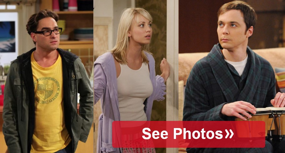 In Real Life Cast Of Big Bang Theory