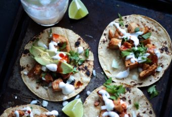 Chipotle Chicken Tacos Add Some Heat To The Kitchen
