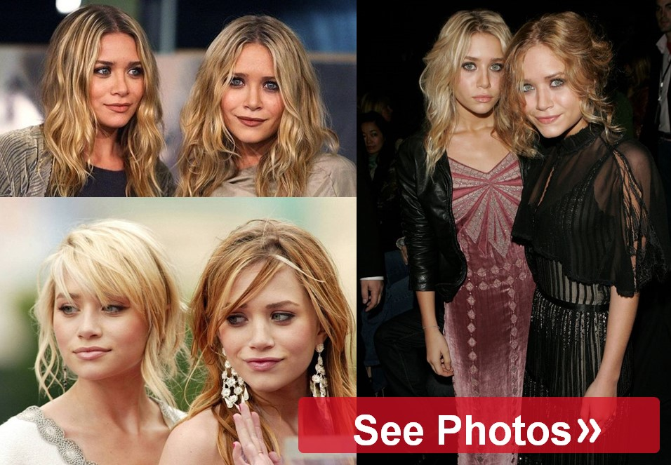 Mary Kate And Ashley Olsen S Style Transformation Gloriousa