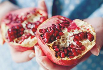 Pomegranate Has Anti Inflammatory Effects
