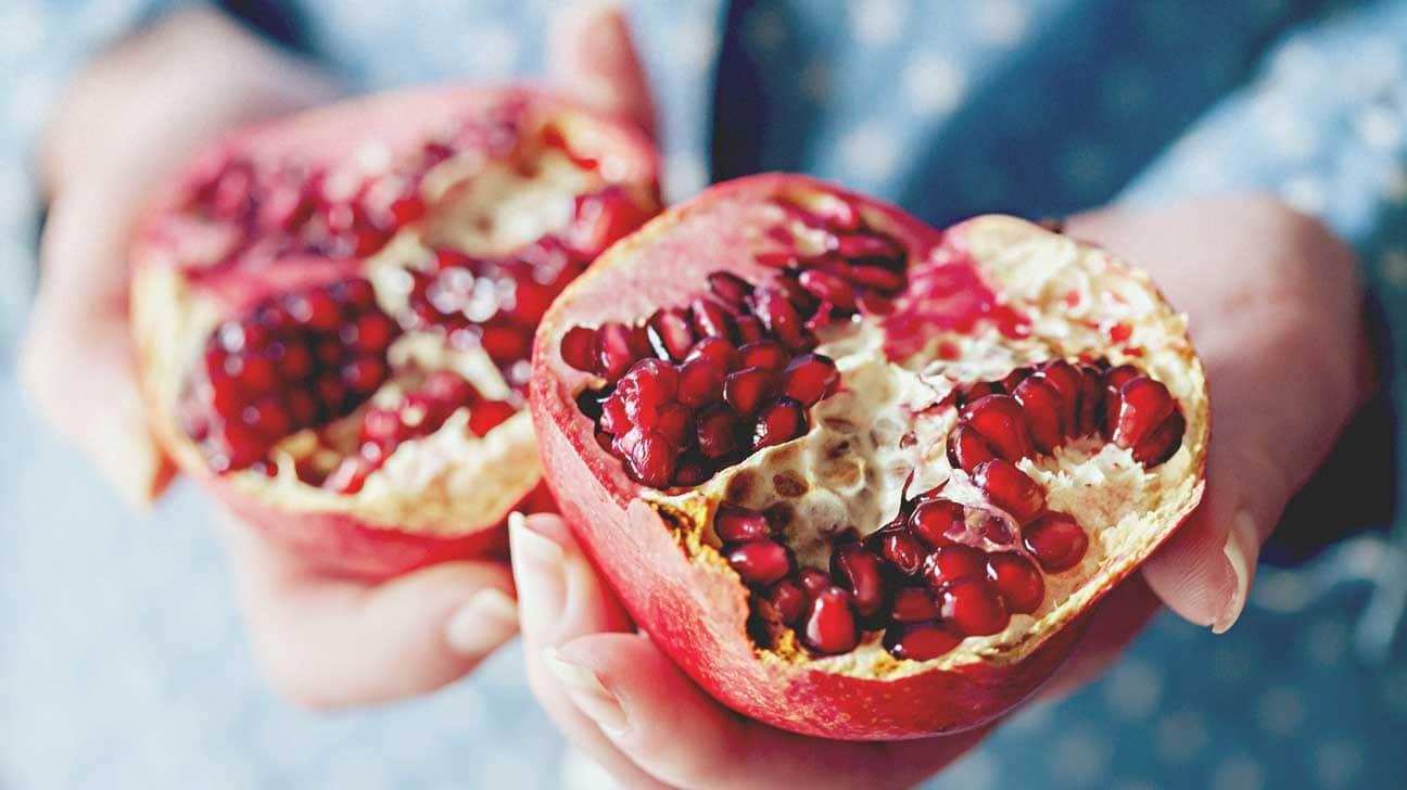 Pomegranate Has Anti Inflammatory Effects
