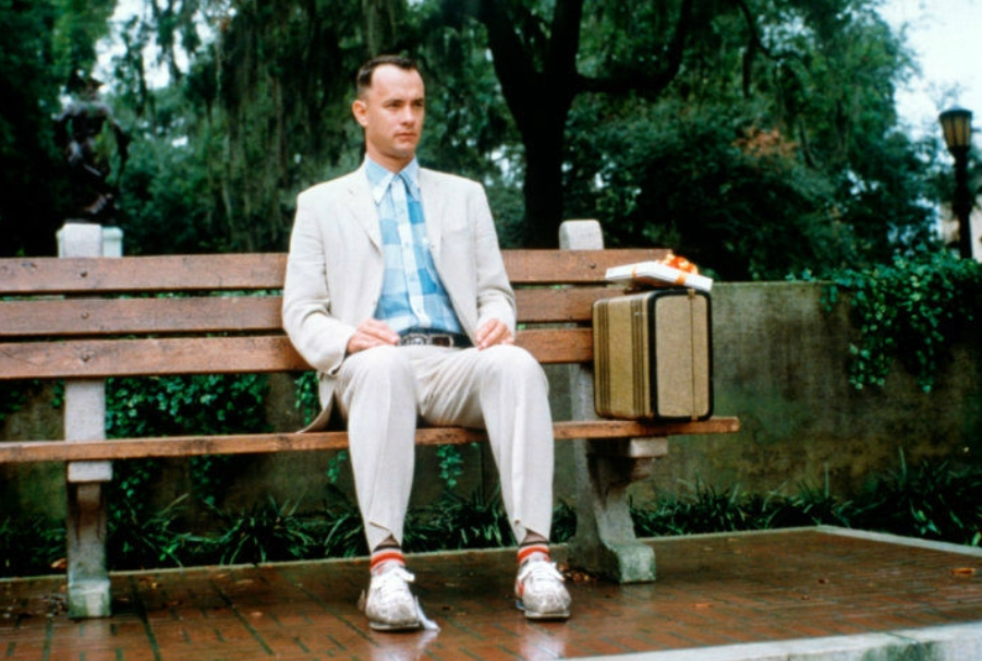Forrest Gump The Iron Keeps Moving