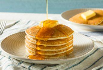 The Most Delicious Greek Yogurt Pancakes Recipe