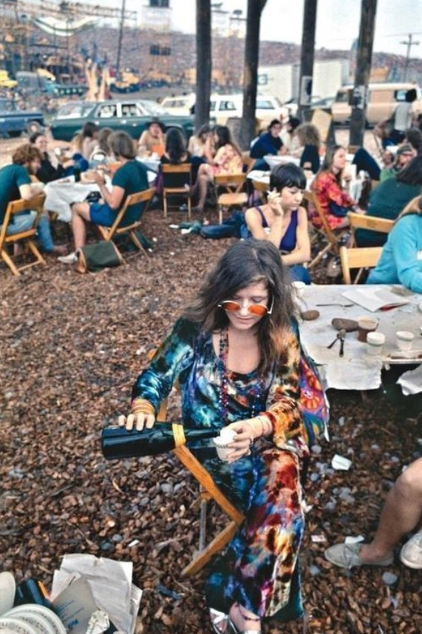 Janis Joplin Stayed
