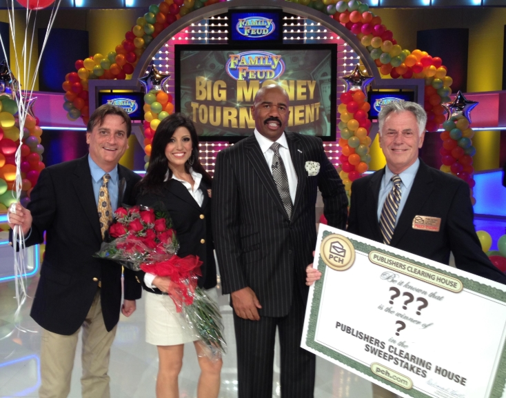 Steve Harvey And An Unforgettable Family Feud Winner | ArticlesVally