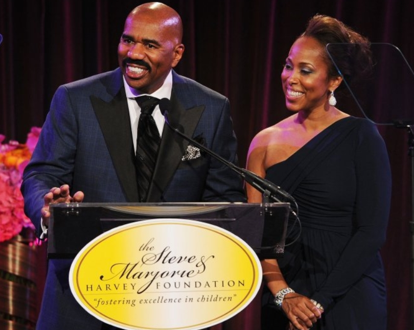 The Steve Marjorie Harvey Foundation
