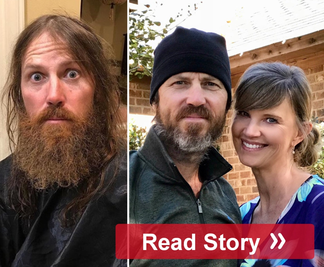 No One Recognized This Duck Dynasty Star Once He Shaved His Beard