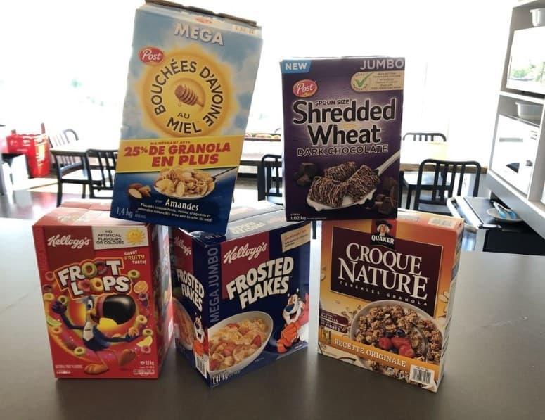Buy Breakfast Cereal