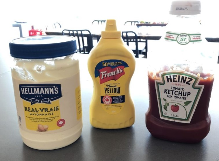 Don't Buy Condiments