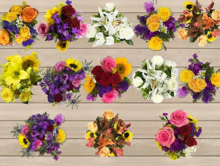 Buy Wedding Floral Arrangements