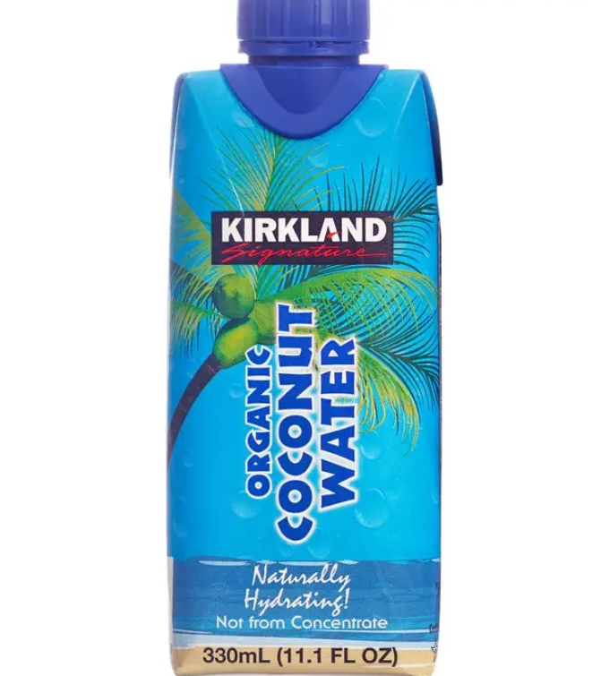 Buy Kirkland Organic Coconut Water