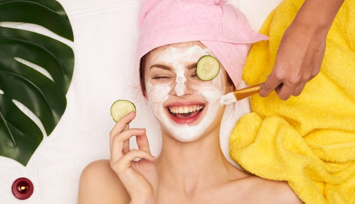 Ramp Up Your Skincare Routine With This DIY Face Mask