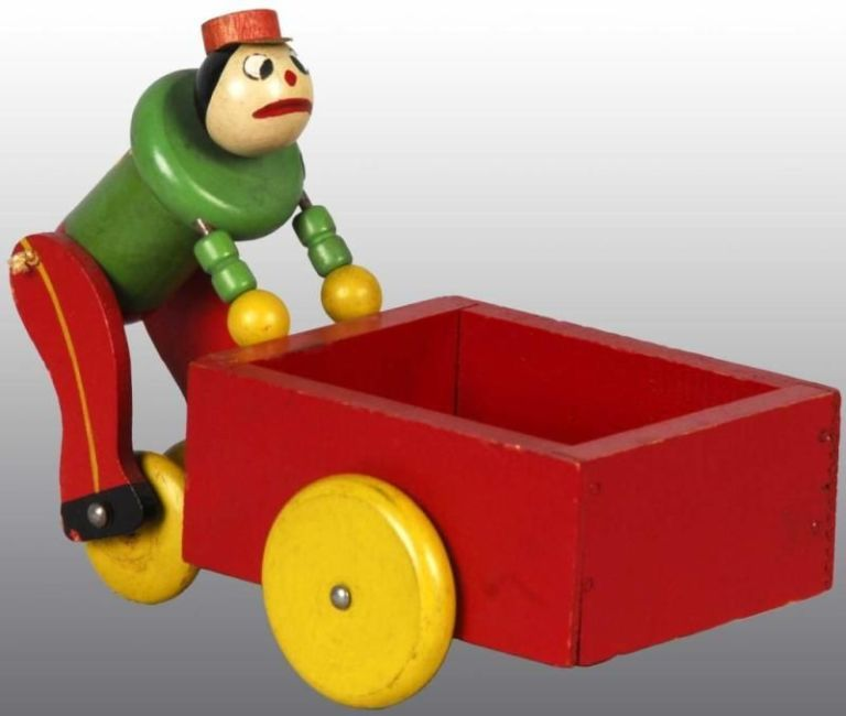 Fisher Price's Push Cart Pete