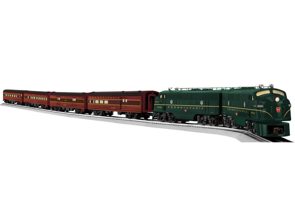 Lionel's Pennsylvania 'Trail Blazer' Train Set