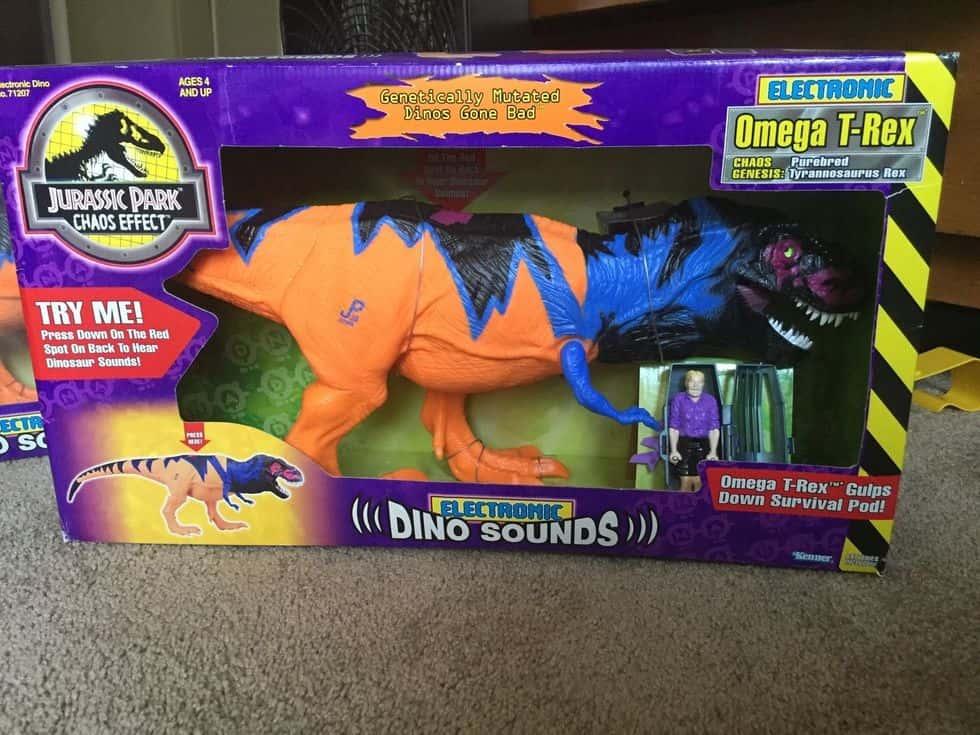 Jurassic Park Action Figures
