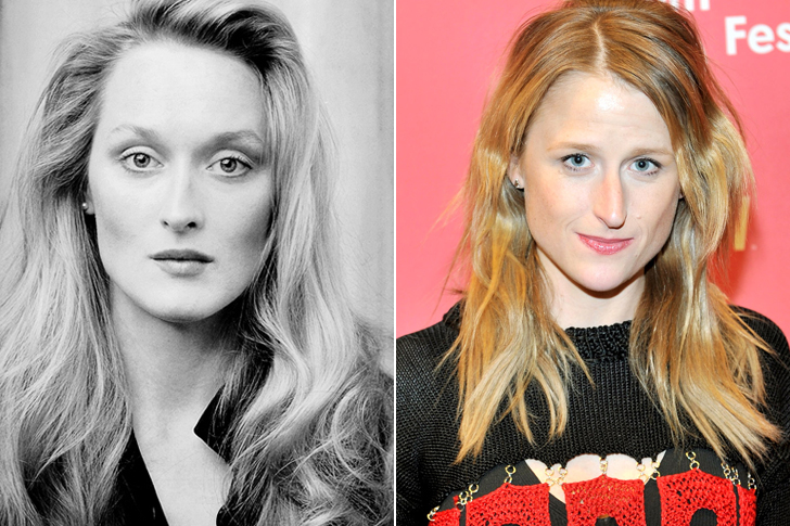 Meryl Streep – Mamie Gummer (31 Years Old)