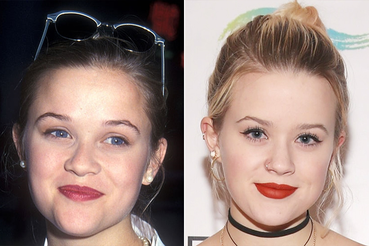 Reese Witherspoon – Ava Elizabeth Phillippe (18 Years Old)