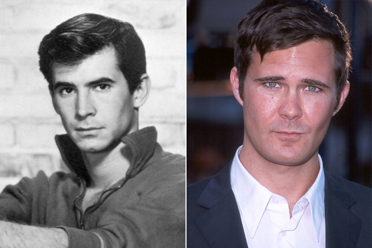 Anthony Perkins – Oz Perkins (27 Years Old)
