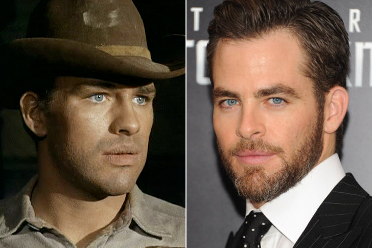 Robert Pine – Chris Pine (In Their Thirties)
