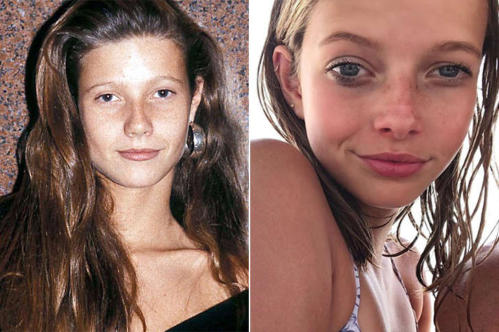 Gwyneth Paltrow – Apple Martin (13 Years Old)