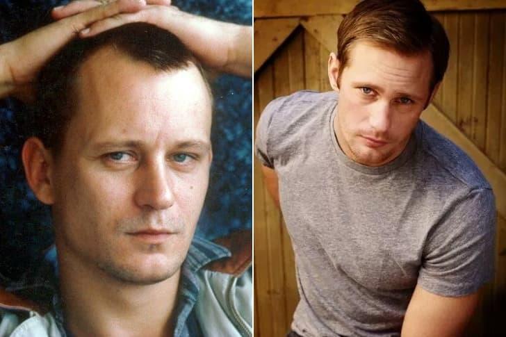 Stellan Skarsgård – Alexander Skarsgård (35 Years Old)