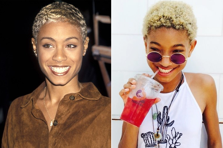 Jada Pinkett Smith – Willow Smith (19 Years Old)