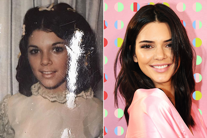 Kris Jenner – Kendall Jenner (In Their Twenties)