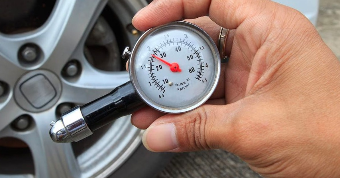 Make Sure To Check On Your Tire's Pressure