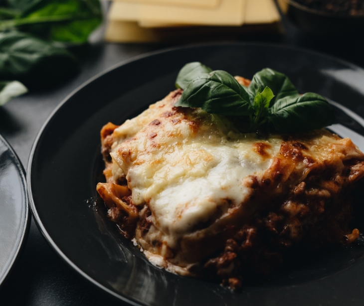 Make The Best Homemade Spinach And Mushroom Lasagna