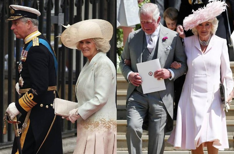 Prince Charles' Different Attires