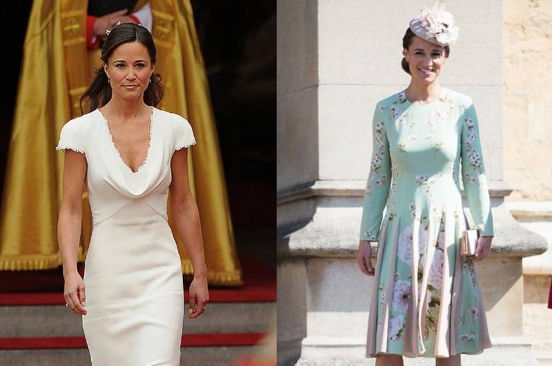 Pippa Middleton's Outfits Turned Heads
