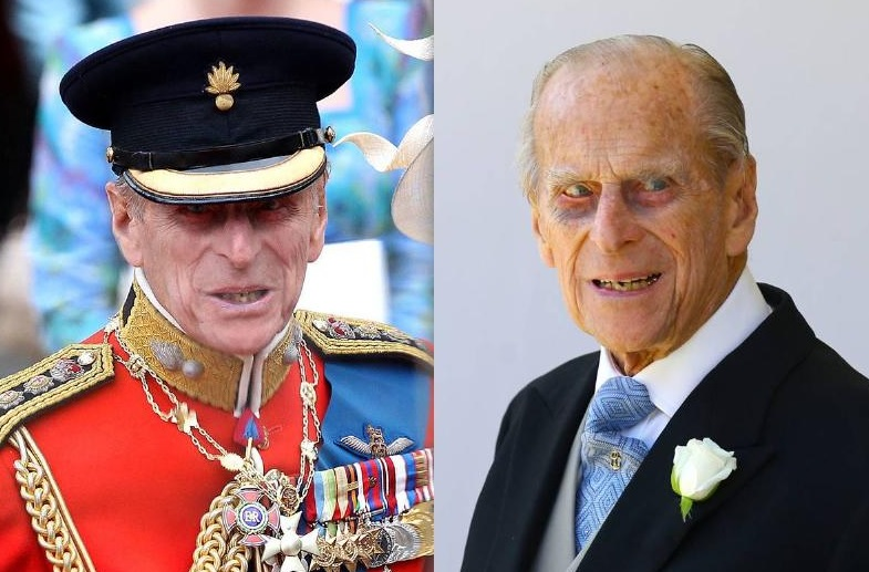 What Prince Philip Wore