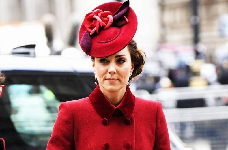 Kate's Traditional English Fashion