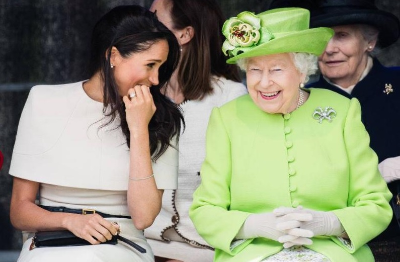 Meghan Didn't Seem To Be A Perfect Fit