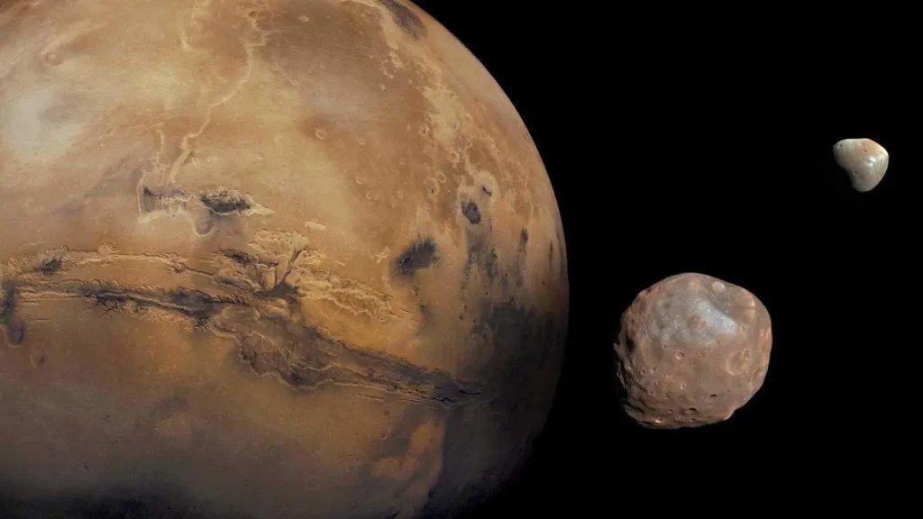 People Visited Mars